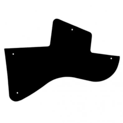 WD® Custom Pickguard For Gibson® Les Paul Junior Special Humbucker®