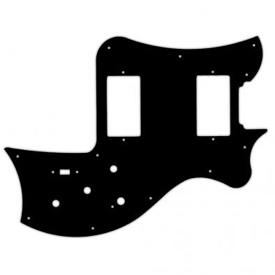 WD Custom Pickguard For Maton Australia 2014 MS500
