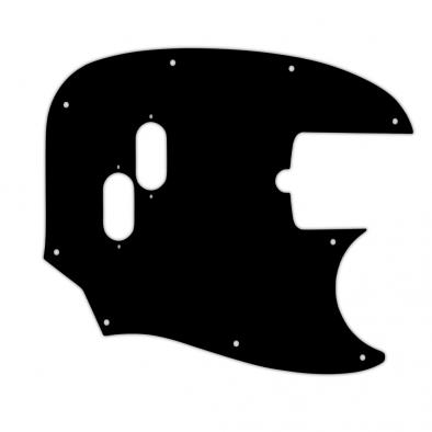 WD® Custom Pickguard For Fender® American Performer Mustang Bass®