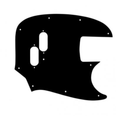WD® Custom Pickguard For Fender® Mustang® Bass Reissue