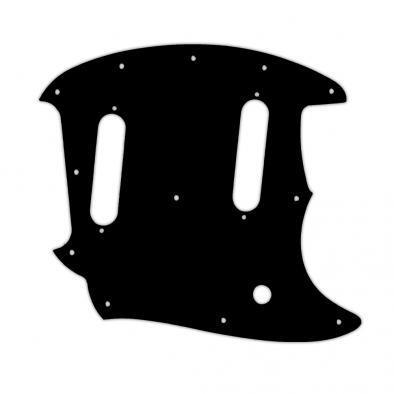 WD® Custom Pickguard For Fender® American Performer Mustang®
