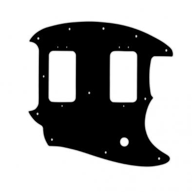 WD® Custom Pickguard For Fender® American Special Mustang®