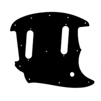WD® Custom Pickguard For Fender® 2017-Present Classic Style Mustang®