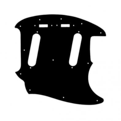 WD Custom Pickguard For Fender 2017-Present Made In Japan Traditional 60s Mustang