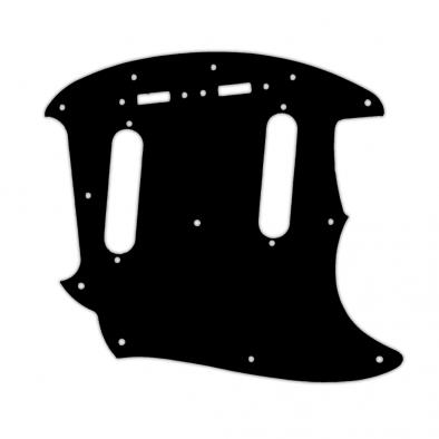 WD Custom Pickguard For Fender 2019 Made In Mexico Vintera 60's Mustang