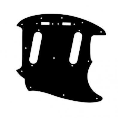 WD® Custom Pickguard For Fender® 1964-1982 Mustang®