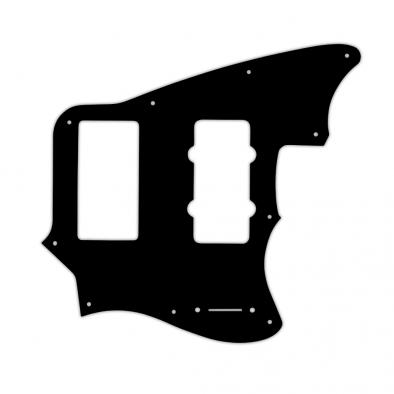 WD® Custom Pickguard For Fender® Modern Player Marauder®