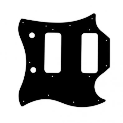 WD® Custom Pickguard For Gibson® 2008 SG® Classic