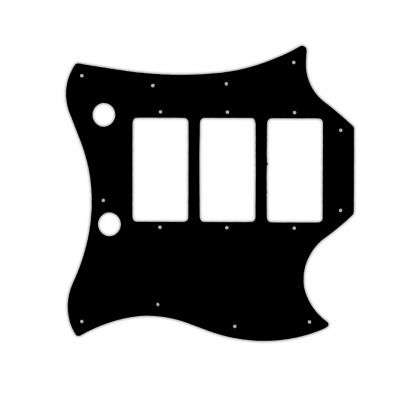 "WD® Custom Pickguard For Gibson® ""Captain"" Kirk Douglas Signature Roots SG®"