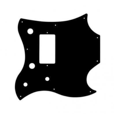 WD® Custom Pickguard For Gibson® 2011 SG® Style Melody Maker®