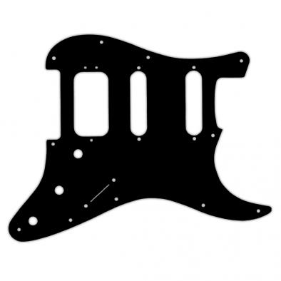WD® Custom Pickguard For Fender® American Deluxe Stratocaster®