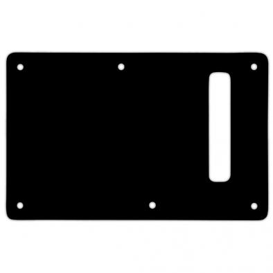 WD® Custom Pickguards Backplate For Modern Fender® Stratocaster®