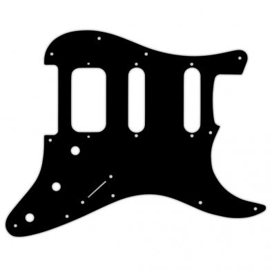 WD® Custom Pickguard For Fender® American Deluxe or Lone Star Stratocaster®