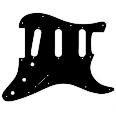 WD® Custom Pickguard For Fender® Old Style 11 Hole or American Vintage '62 Reissue Stratocaster®