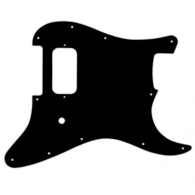 WD® Custom Pickguard For Fender® Tom Delonge Stratocaster®