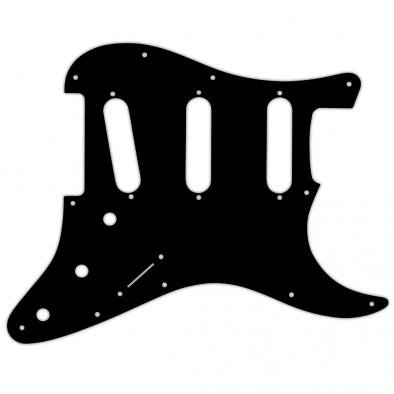 WD® Custom Pickguards For Fender® Stratocaster®