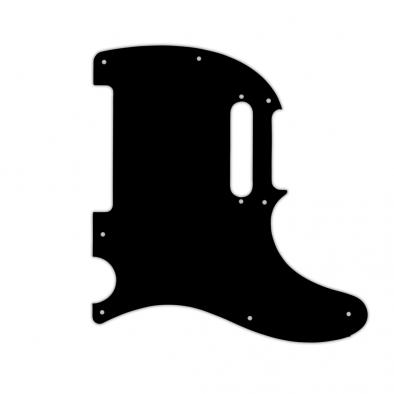 WD Custom Pickguard For Fender Limited Edition American Standard Double-Cut Telecaster