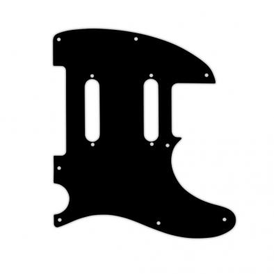 WD Custom Pickguard For Fender Blacktop Baritone Telecaster