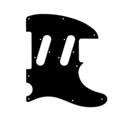 WD Custom Pickguard For Fender Classic Player Triple Telecaster