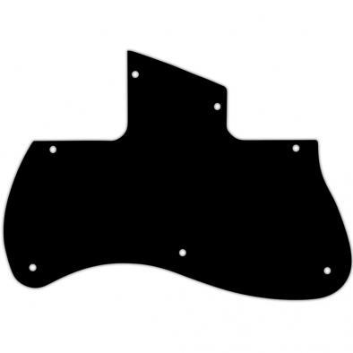 WD Custom Pickguard For Fender 2002 Toronado