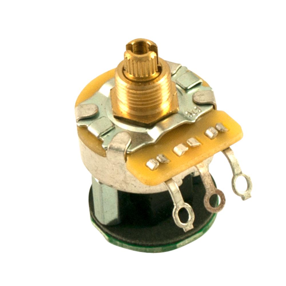 Fender 250 kohm Split Shaft S-1 Switch Assembly