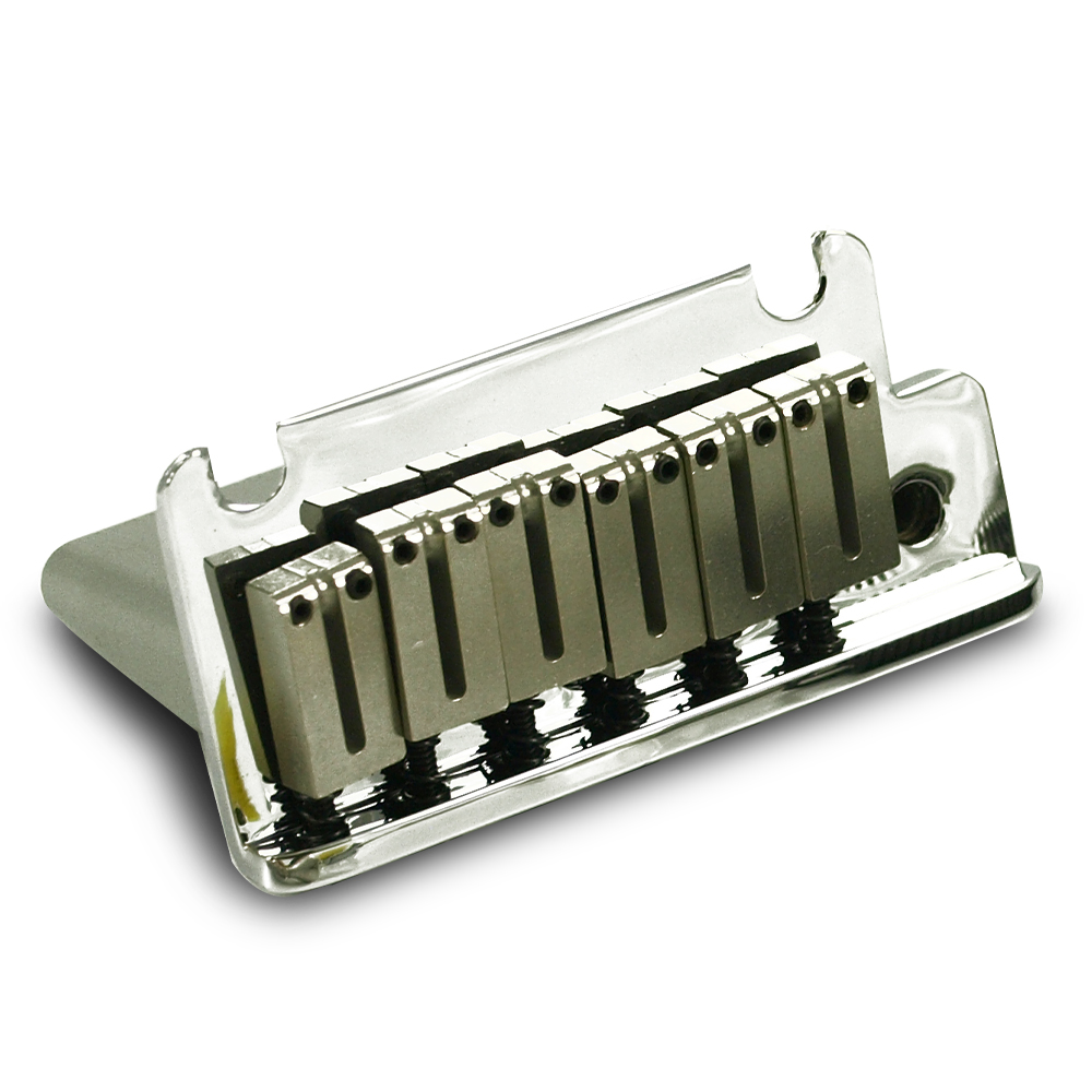 Fender American Standard Stratocaster Chrome Tremolo Bridge Assembly