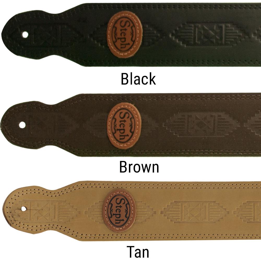 Steph Nubuck Leather Handmade Strap