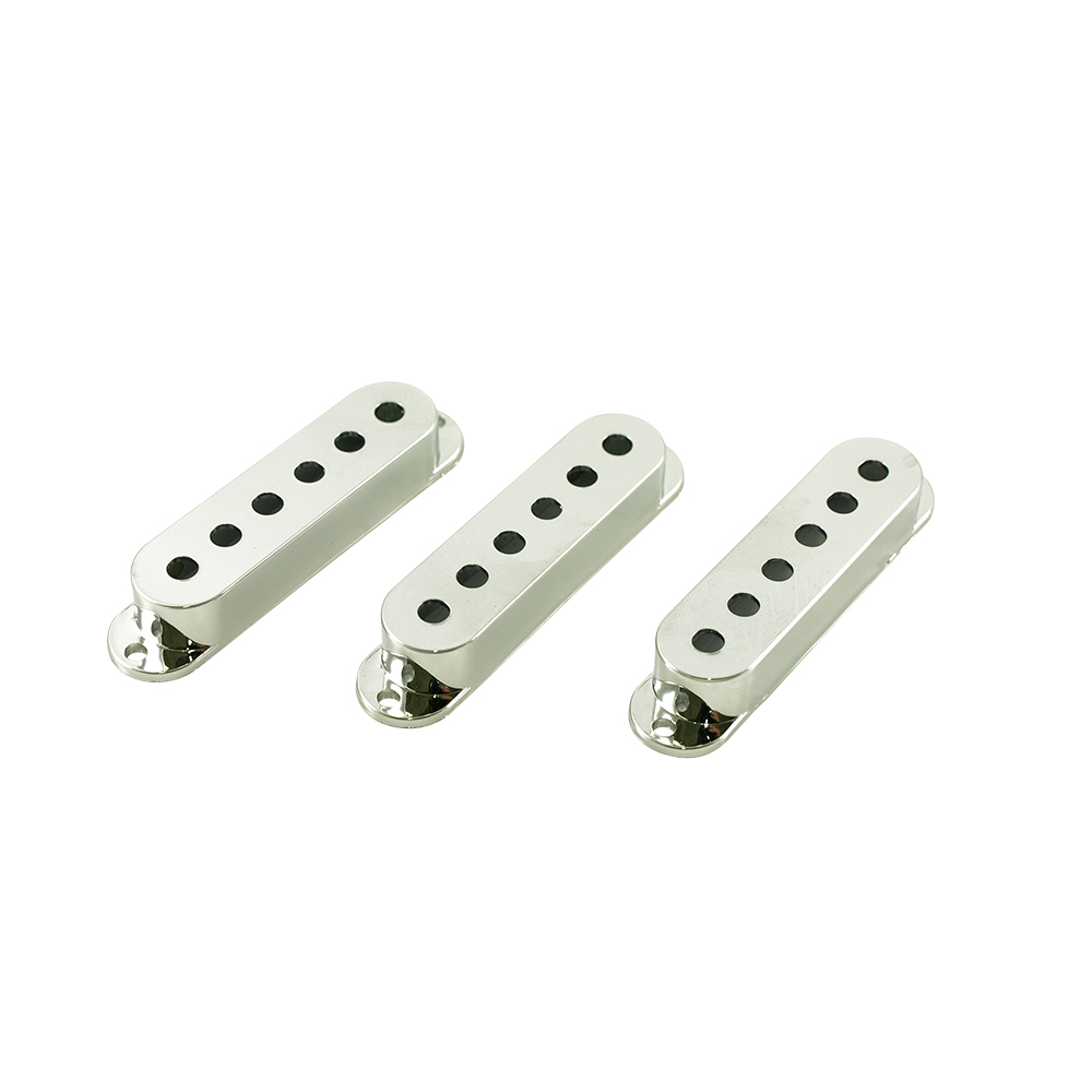 CVS4CR.jpg  sc 1 st  WD Music & WD Music Products - SINGLE COIL PICKUP COVER SET (3) - CHROME PLATED ...