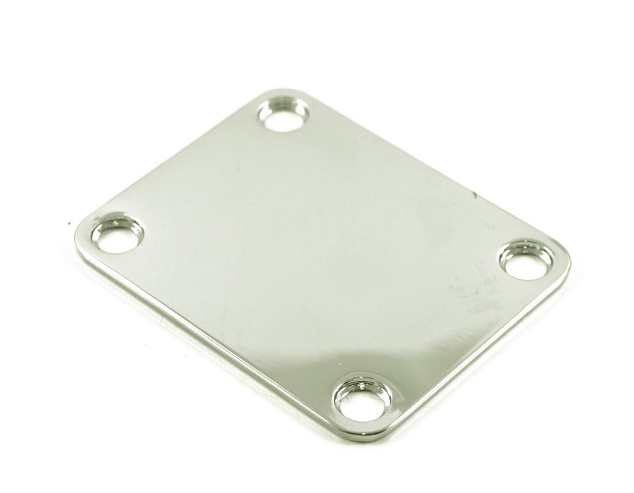 WD Metric Neck Plate Chrome