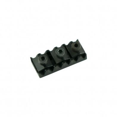 Black Nickel with L2 Nut Authentic Floyd Rose Original Left-Handed Tremolo