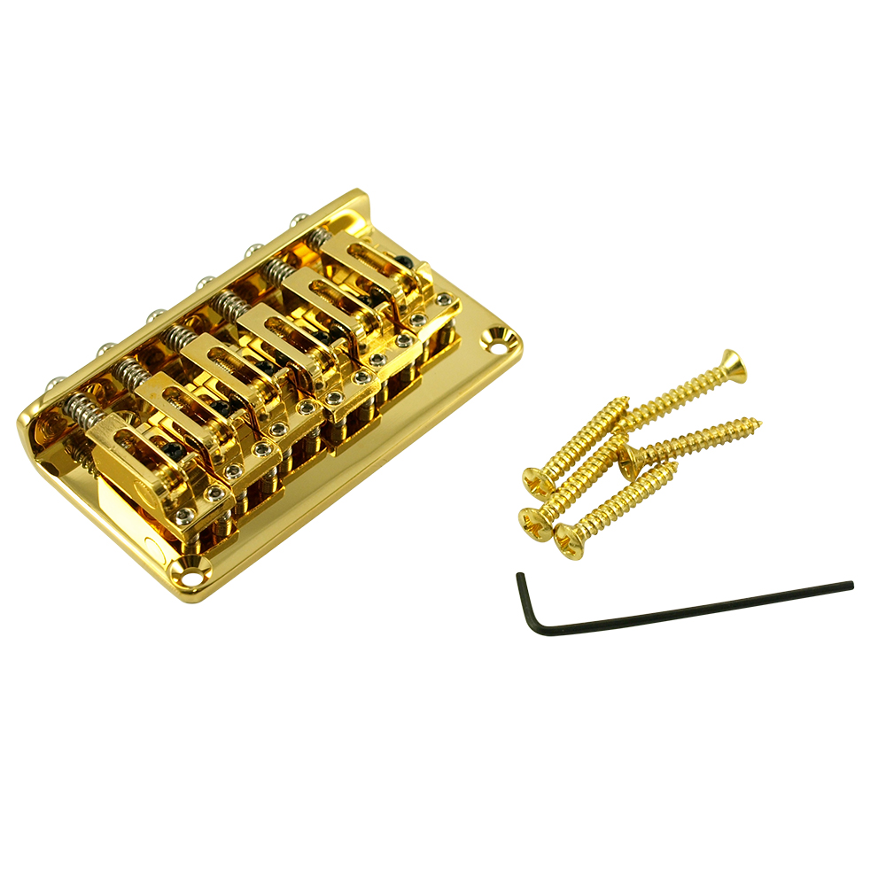 wd music products gotoh 12 string electric bridge gold. Black Bedroom Furniture Sets. Home Design Ideas