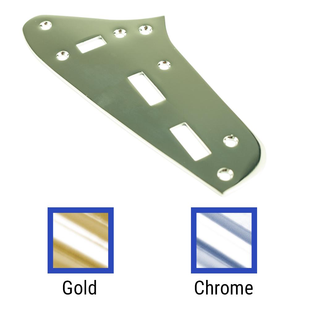 WD Upper Switch Plate for Fender Jaguar