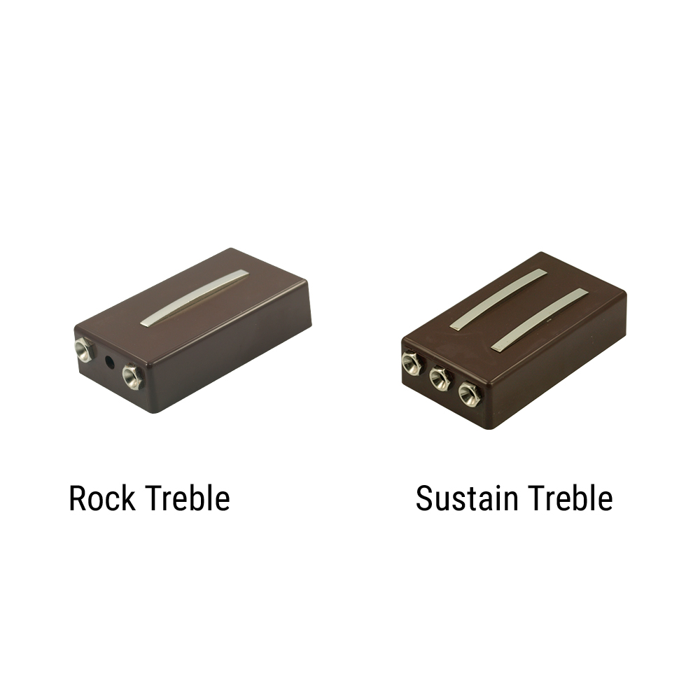 Kent Armstrong Tribute Series Pickups For Ampeg Dan Armstrong Plexi Guitar