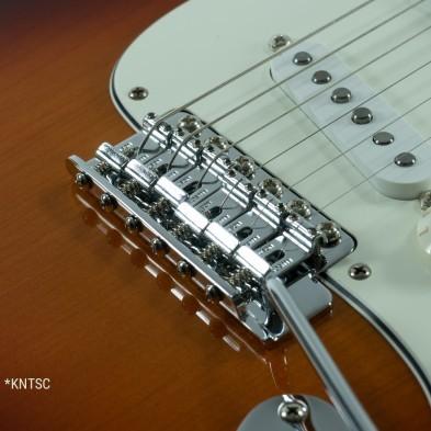 Peavey Bass Guitar Vintage Style Bridge Original Chrome String Saddle