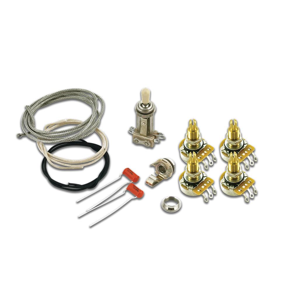 wd music products les paul wiring kit long rh wdmusic com