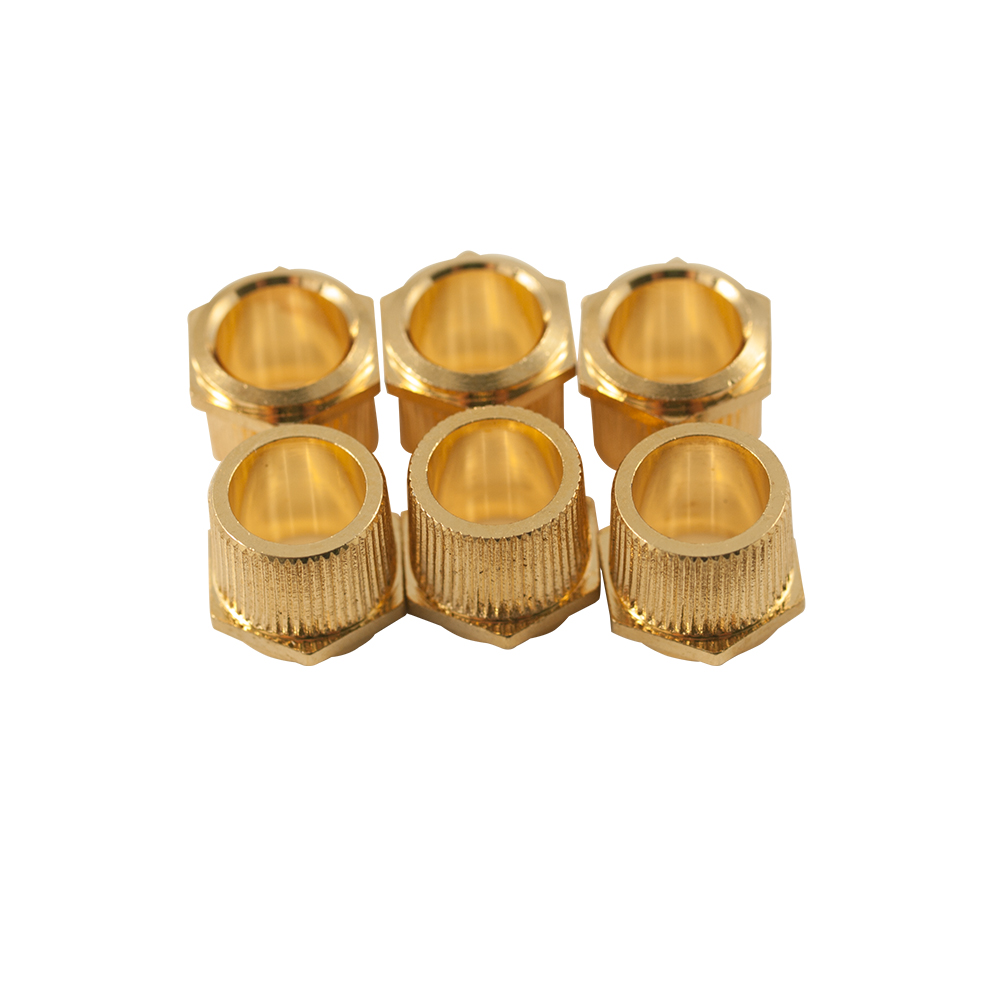 Wd music products kluson hex head tuners bushing gold