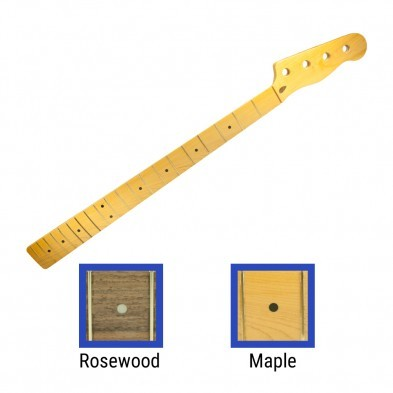 WD® Licensed By Fender® Replacement 20 Fret Neck For ... on