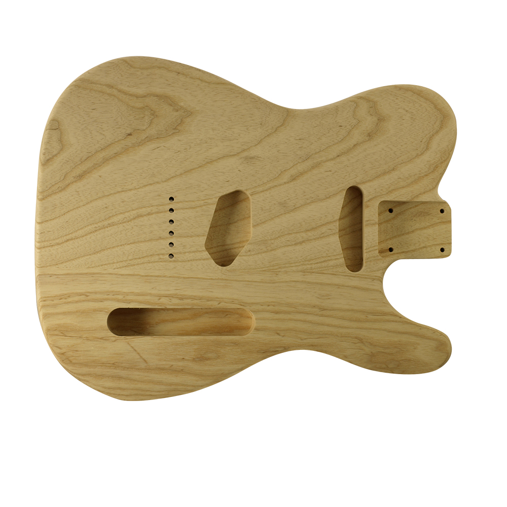 Wd Music Products Tele 174 Body Unfinished Ash