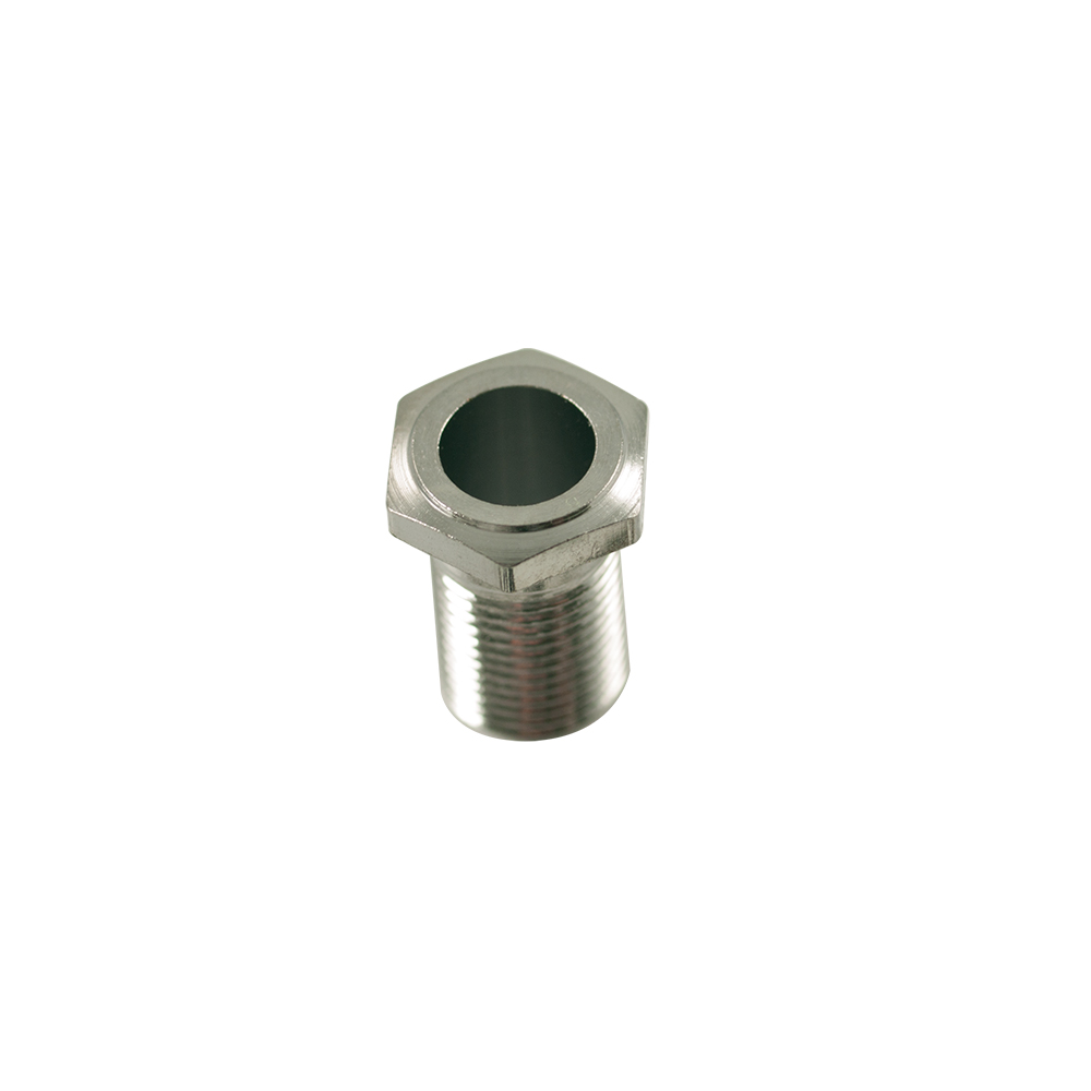 Wd Music Products Threaded Hex Bushing For Kluson