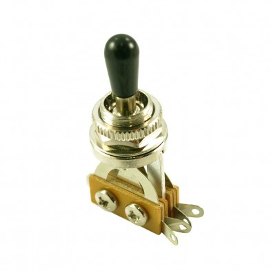 WD® 3 Position Toggle Switch For Les Paul® Style Guitars 2 Or 3