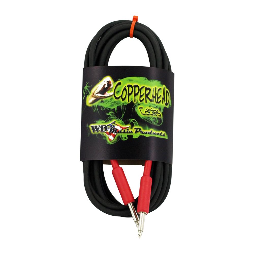 WD's Copperhead Cables By RapcoHorizon Premium Series Instrument Cables