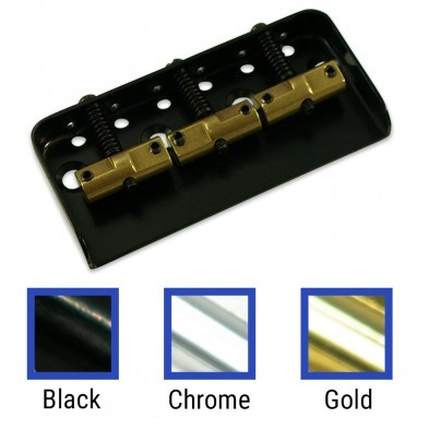 Wilkinson® Replacement Half Size Bridge For Fender® Telecaster®