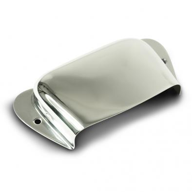 Fender® Precision Bass® Bridge Cover Chrome