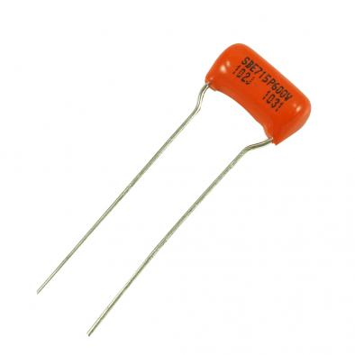 Sprague Orange Drop Tone Capacitor .001uF