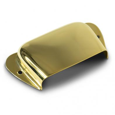 Fender® Precision Bass® Bridge Cover Gold
