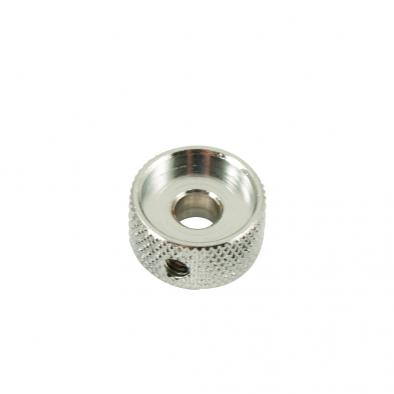 Fender® Lower Concentric Knob For Deluxe Precision Bass® Chrome