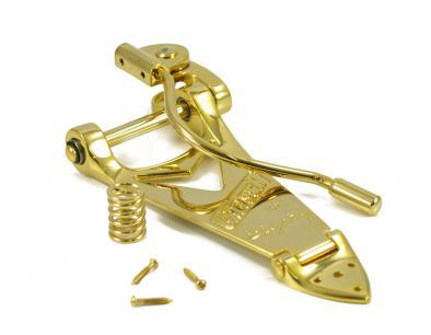 Fender® Gretsch® Bigsby® B6GW Gold Tailpiece