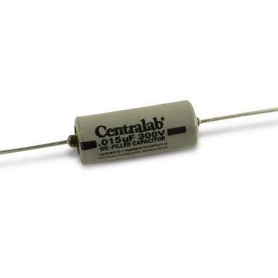 Centralab Oil Filled Tone Capacitor .015uF