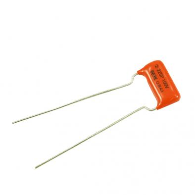 Sprague Orange Drop Tone Capacitor .068uF