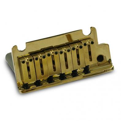 Fender American Standard Stratocaster Gold Tremolo Bridge Assembly